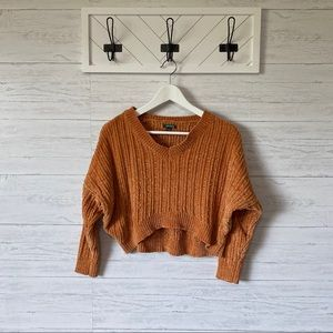 Wild Fable | Crop Sweater